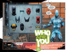 Extrait de Detective Comics (1937), Période Rebirth (2016) -1029- Who are You