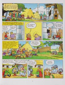 Extrait de Astérix (Hachette collections - La collection officielle) -7- Le combat des chefs