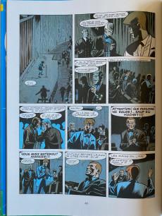 Extrait de Ric Hochet -6d1987- Rapt sur le France