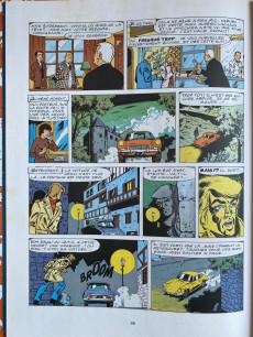 Extrait de Ric Hochet -22c1987- Alerte! Extra-Terrestres!