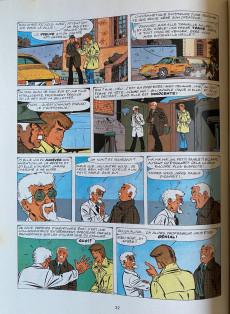 Extrait de Ric Hochet -23b1987- La ligne de la Mort
