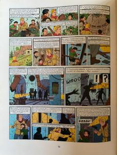 Extrait de Lefranc -1d1978- La Grande Menace