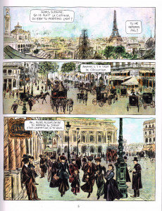 Extrait de À mains nues -1- Tome 1 - 1900-1921