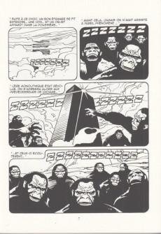 Extrait de Nathan Never (Editions Swikie) -2- Le monolithe noir