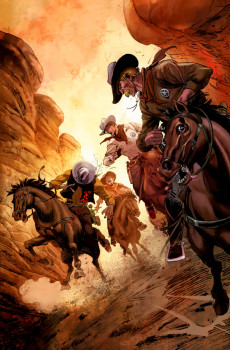 Extrait de Lone Ranger Vol.1 (The) (Dynamite - 2006) -1- Issue # 1