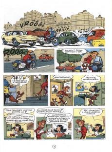 Extrait de Spirou et Fantasio -31a1990- La boîte noire