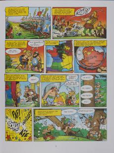 Extrait de Astérix (Hachette collections - La collection officielle) -1- Astérix le gaulois