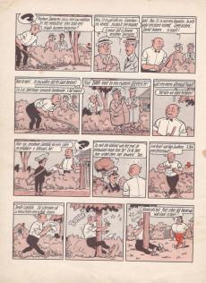 Extrait de Suske en Wiske -43- DE KLANKENTAPPER