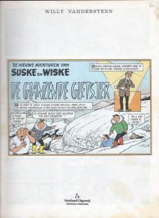 Extrait de Suske en Wiske -207- DE GLANZENDE GLETSJER