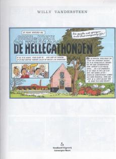 Extrait de Suske en Wiske -208- DE HELLEGATHONDEN