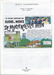 Extrait de Suske en Wiske -226- DE MYSTERIEUZE MIJN