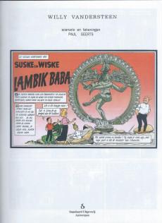 Extrait de Suske en Wiske -230- LAMBIK BABA