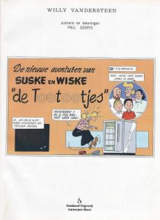 Extrait de Suske en Wiske -232- DE TOOTOOTJES