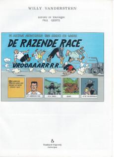 Extrait de Suske en Wiske -249- DE RAZENDE RACE