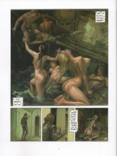 Extrait de Les grands Classiques de la Bande Dessinée érotique - La Collection -117118- Nagarya - Tome2