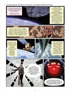 Extrait de La science fiction - La Science fiction