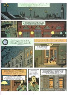 Extrait de Blake et Mortimer (Les Aventures de) -27ES- Le cri du moloch