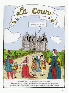 Extrait de Histoire dessinée de la France -9- En âge florissant - De la Renaissance à la Réforme