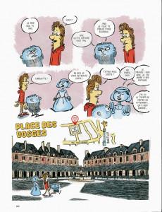 Extrait de Histoire dessinée de la France -10- Sacrées guerres - De Catherine de Médicis à Henri IV