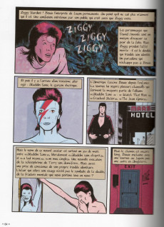 Extrait de David Bowie en BD
