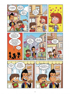 Extrait de C'est la récré -1- Malik et ses amis d'abord !