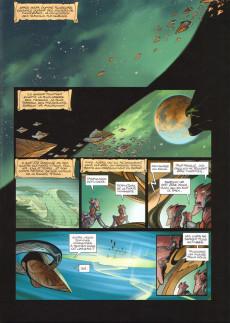 Extrait de Les naufragés d'Ythaq -17- La Grotte des faces