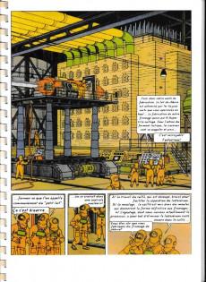 Extrait de Tintin - Pastiches, parodies & pirates -29'- Tintin en Irak