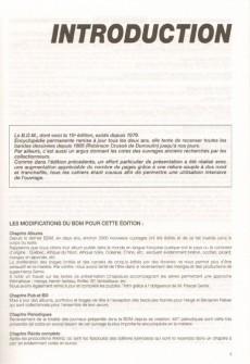 Extrait de (DOC) BDM -15- Trésors de la Bande Dessinée 2005-2006