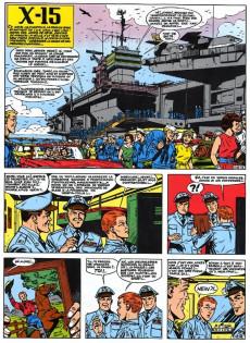 Extrait de Buck Danny -31c1986- X-15
