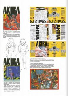 Extrait de Akira (Glénat en N&B) - Akira Club