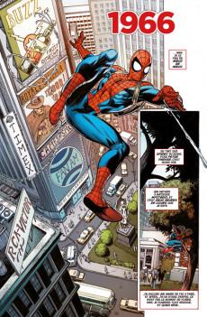 Extrait de Spider-Man : L'Histoire d'une vie -TL- Spider-Man : l'Histoire d'une vie