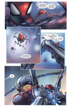 Extrait de Spider-geddon -INT- Spider-Geddon