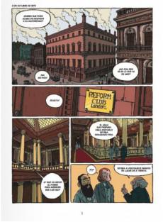 Extrait de La vuelta al mundo en 80 días de Julio Verne
