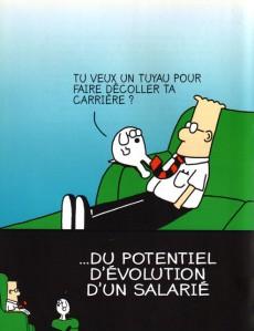 Extrait de Dilbert (Vents d'Ouest) -5- Conversations avec Dogbert