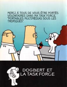 Extrait de Dilbert (Vents d'Ouest) -3- Pas besoin d'expérience quand on a la grosse tête
