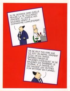 Extrait de Dilbert (Vents d'Ouest) -1- Le Boss : imbuvable, intouchable et fier de l'être