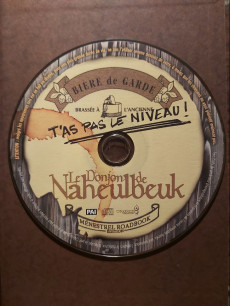 Extrait de Le donjon de Naheulbeuk -HS- T'as pas le niveau ! Ménestrel roadbook