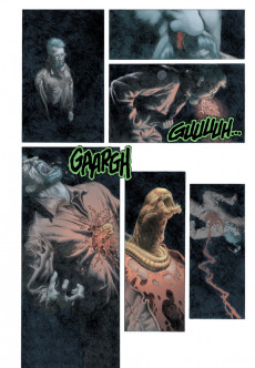 Extrait de Aliens Apocalypse (Le Culte Des Anges)