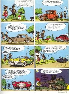 Extrait de Modeste et Pompon (Franquin) -84- Modeste et Pompon - R4