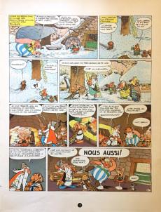 Extrait de Astérix -6c1970- Astérix et Cléopâtre