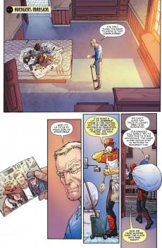Extrait de Death of Wolverine: Deadpool & Captain America (2014) - Death of Wolverine: Deadpool & Captain America