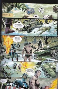 Extrait de Avengers / Defenders -1- Tarot