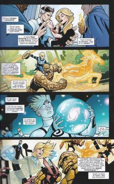 Extrait de X-Men + Fantastic Four : 4X