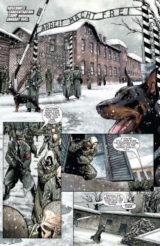 Extrait de House of M: Civil War (2008) -1- Chapter 1: Rise