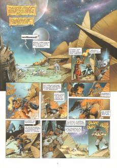 Extrait de Lanfeust des Étoiles -4- Les buveurs de mondes