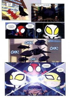 Extrait de Ultimate Spider-Man (Panini Kids) -6- Le pouvoir de la technologie
