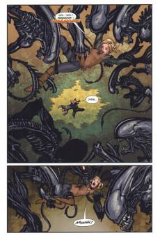 Extrait de Prometheus : Life and death -3- Aliens