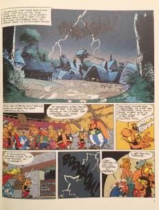 Extrait de Astérix -19a1978- Le devin