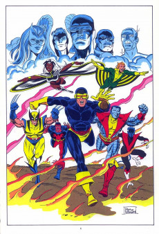 Extrait de The official Marvel index to the X-Men (1987) -4- Issue # 4