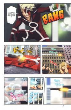 Extrait de My Hero Academia -HS3- Two heroes